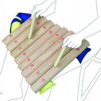 Maxi xylophone musicothérapie
