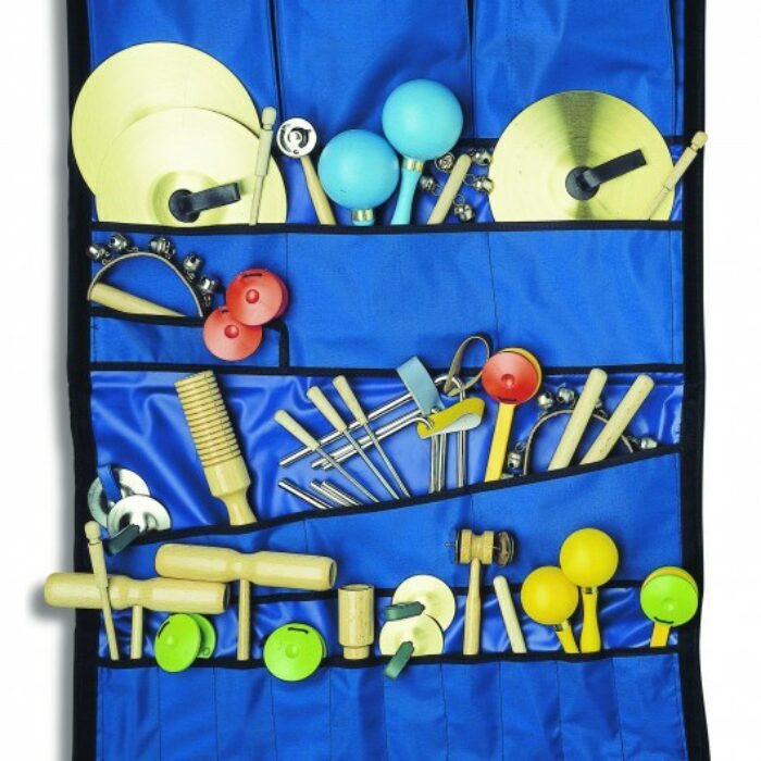Valise instruments ritmic complet