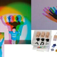 jeu d'ombres couleurs