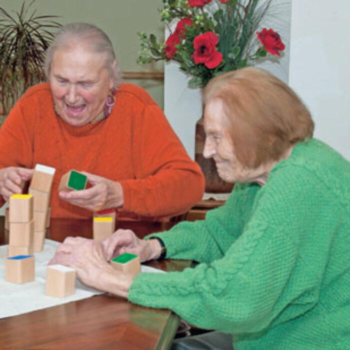 cubes tour d'equilibre