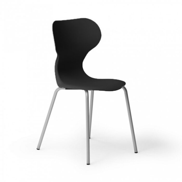 chaise-mia noir