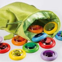 perles de couleur
