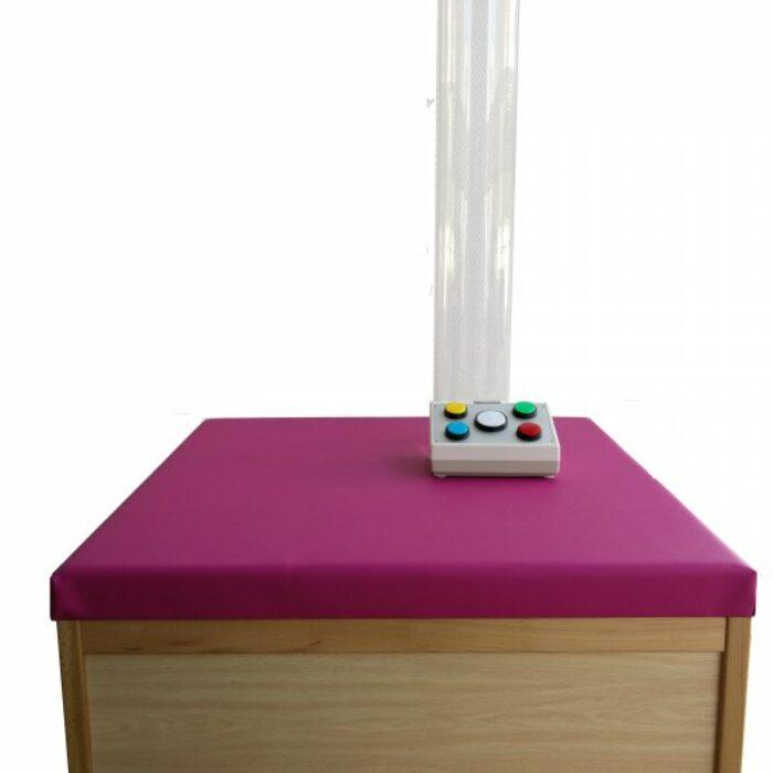 kit podium & colonne à bulles