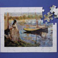 Puzzle grande pièces