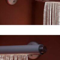 Cascade de fibres optiques
