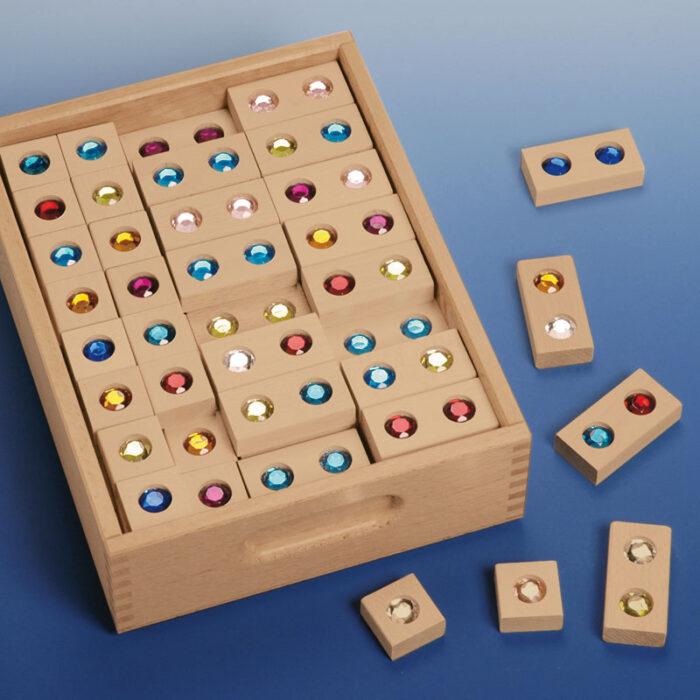 Dominos de perles
