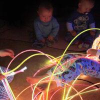 Fibres optiques sensorielles
