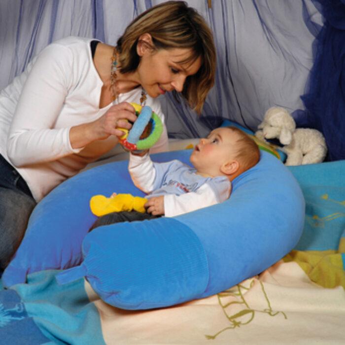 Coussin d'allaitement Babynest